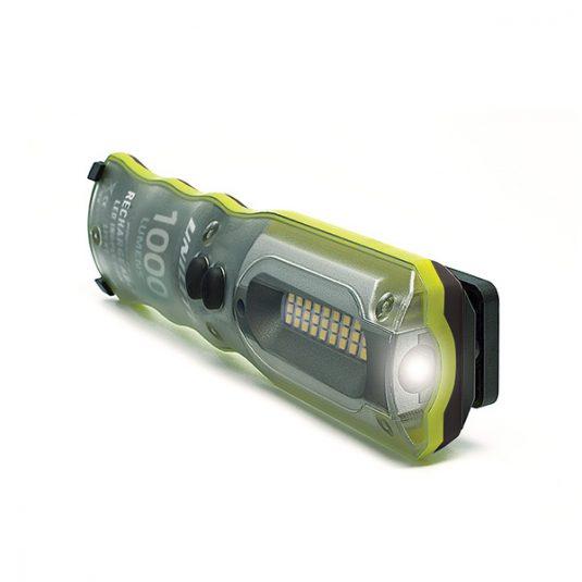 Unilite 1000 Lumen Rechargeable LED Inspection Light (PS-IL10R)