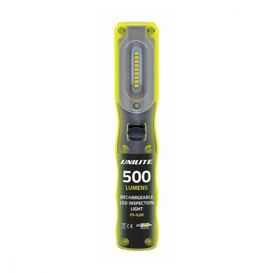 Unilite 500 Lumen Rechargeable LED Inspection Light (PS-IL5R)