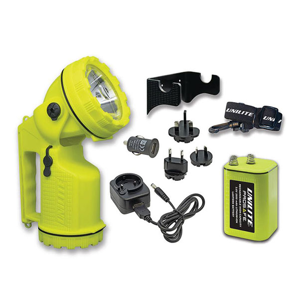 Unilite Prosafe Rechargeable LED Lantern (PS-L3RK)