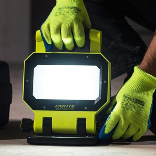 Unilite Rechargeable LED Site Light (SLR-3000)