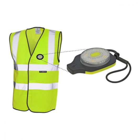 Unilite Safety Vest w/ Rechargeable LED