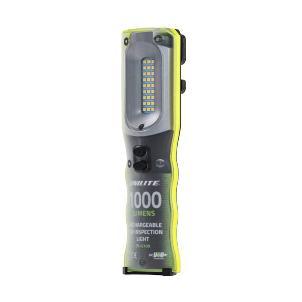 Unilite 1000 Lumen Rechargeable LED Inspection Light (PS-IL10R)