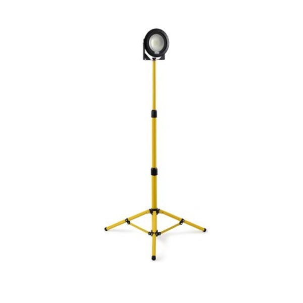 Defender Power DF1200 LED Floodlight with Tripod