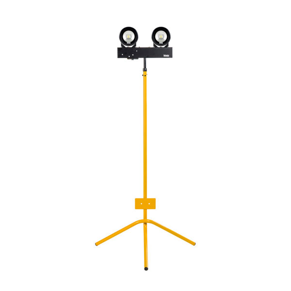 Defender Power DF1200 Twin Floodlight with Tripod