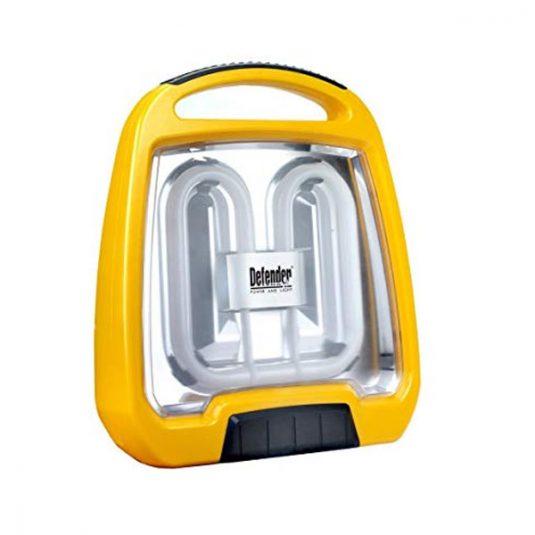 Defender Power Fluorescent Floor Light