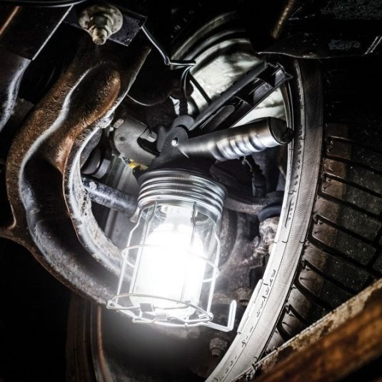 LED Grip Light in Confined Space