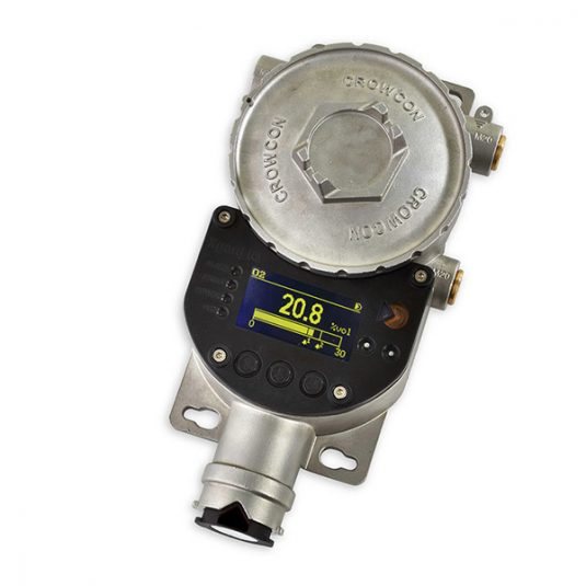 Crowcon XgardIQ Fixed Gas Detector Transmitter