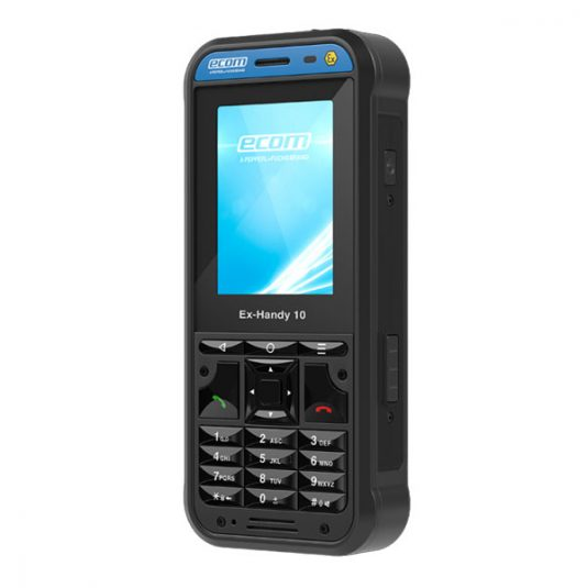 ecom Ex-Handy 10 DZ1 Feature Phone for Zone 1