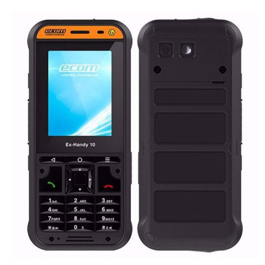 ecom Ex-Handy 10 DZ2 Feature Phone for Zone 2