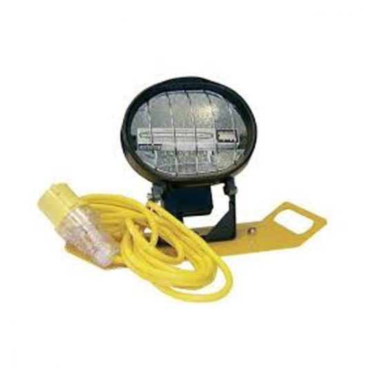 Defender Power Halogen Floodlight with Fixing