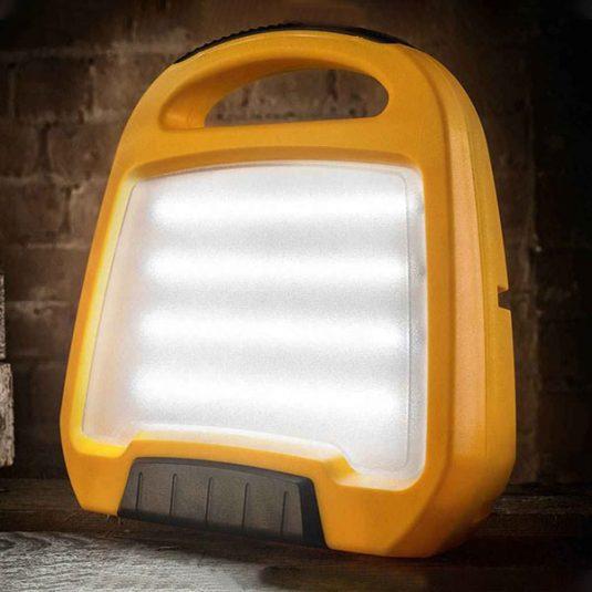 Defender Power LED Floor Light