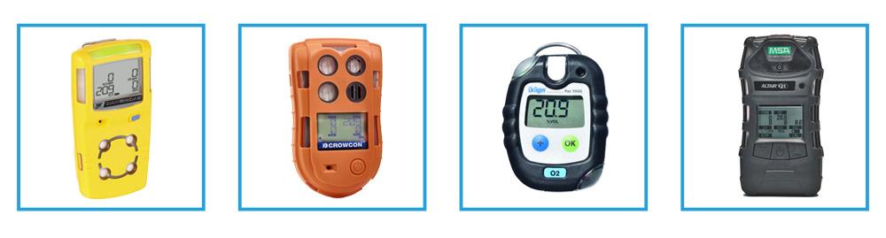 Single Gas Monitors | Safety Monitors