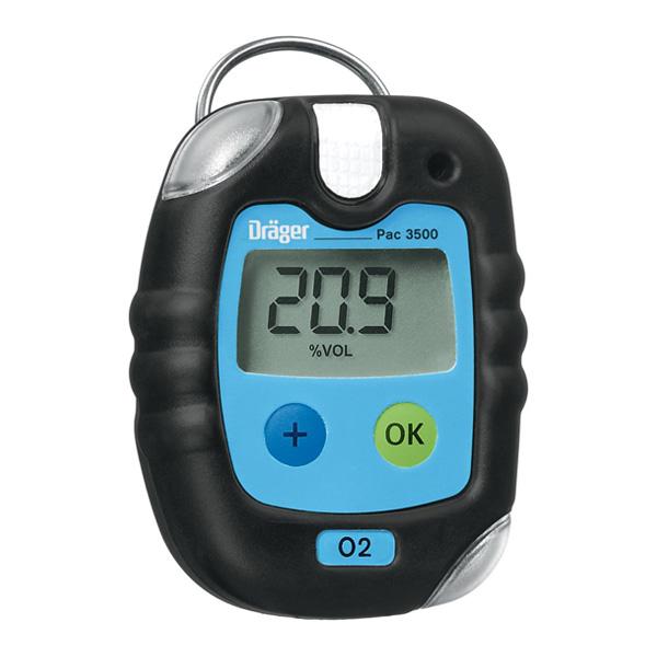 PAC 3500 O2 Gas Detector