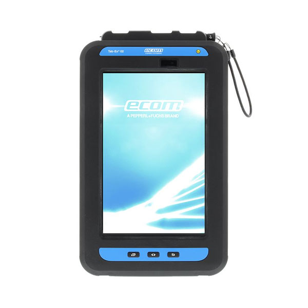 ecom Tab-Ex 02 Tablet for Zone 1