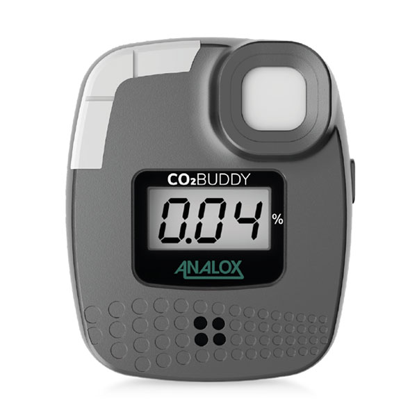 Analox CO2 Buddy Gas Detector