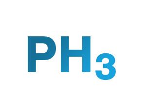Phosphine gas detectors