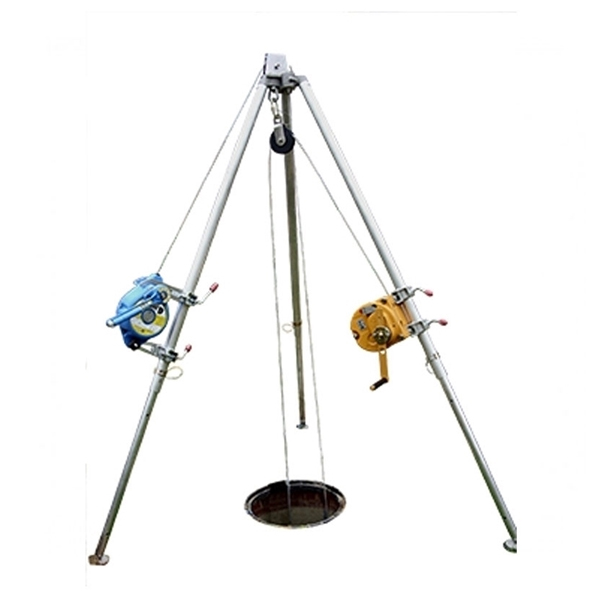 Globestock Winch Tripod Kit
