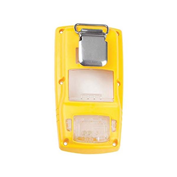 BW GasAlertMicroClip XL Replacement Back Enclosure (Yellow)