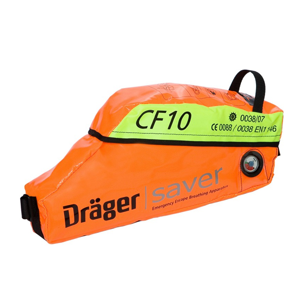 Dräger Saver CF10 Spare Bag