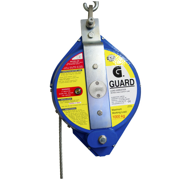 Globestock G.Guard Load Arrestor Block (1000kg)