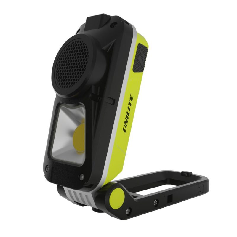 Unilite Bluetooth Speaker Light - Upright With Light Off