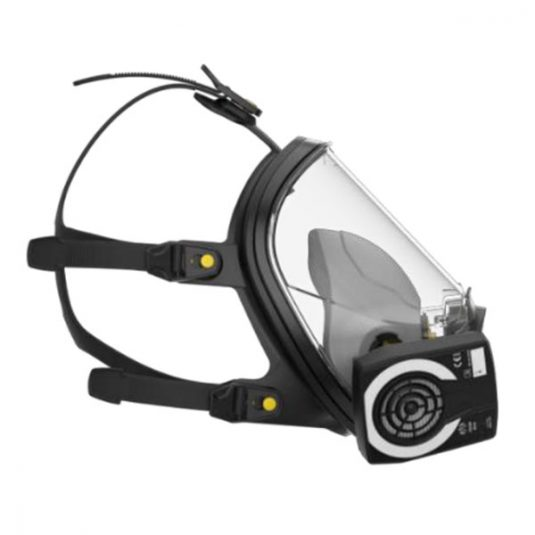 Semmco RP100 Full Face Mask - Side View