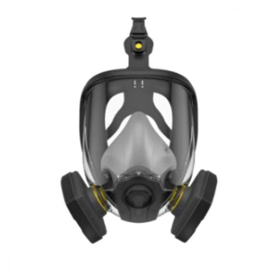 Semmco RP100 Full Face Mask - Front View