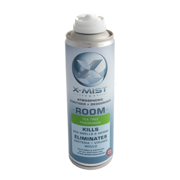 X-Mist Atmospheric Sanitiser & Deodoriser (Pack of 6)