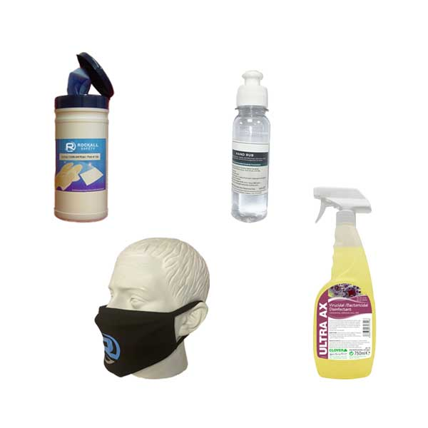 Rockall Safety Return To Work Kit - Main Image