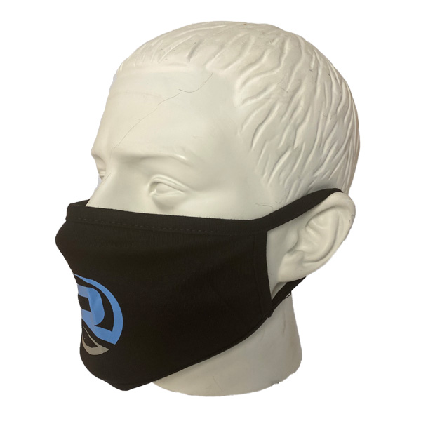 Rockall Reusable Civilian Face Masks - Worn by Manequin
