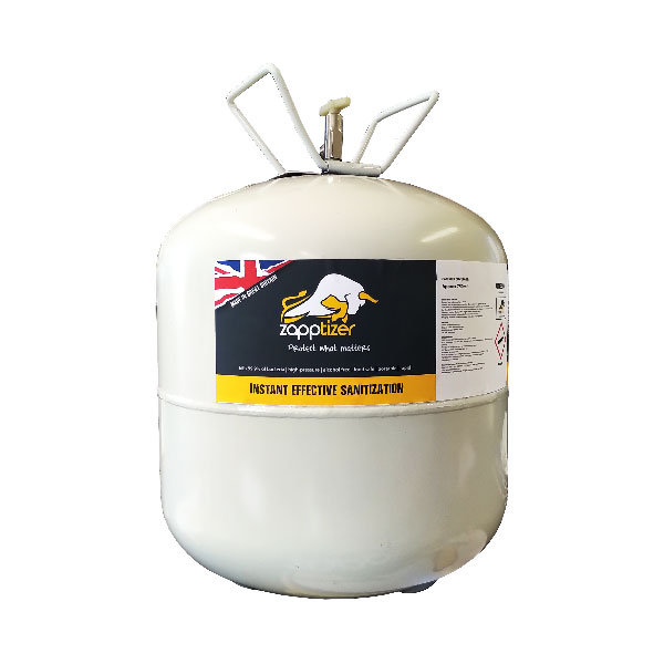 Zapptizer 22 Litre Disinfectant Canister