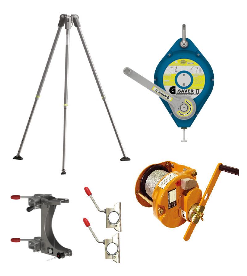Globestock compact tripod kit