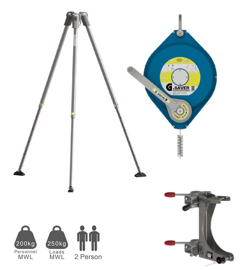 Globestock Tripod kit 5