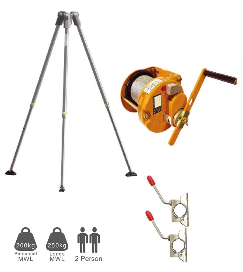 Globestock Standard Tripod kit 10