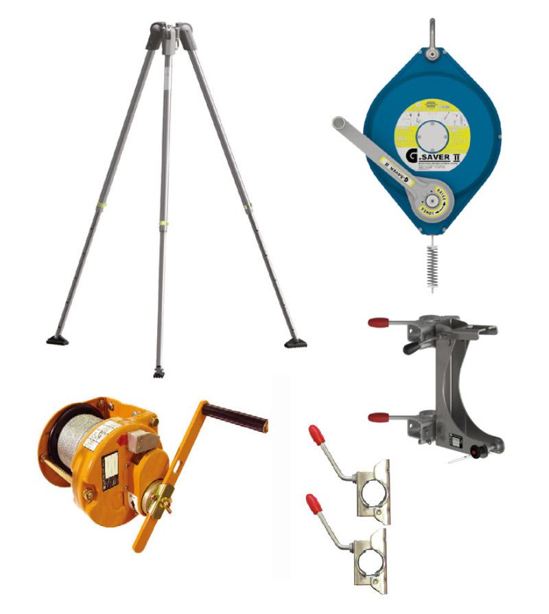 Globestock Standard Tripod kit 6