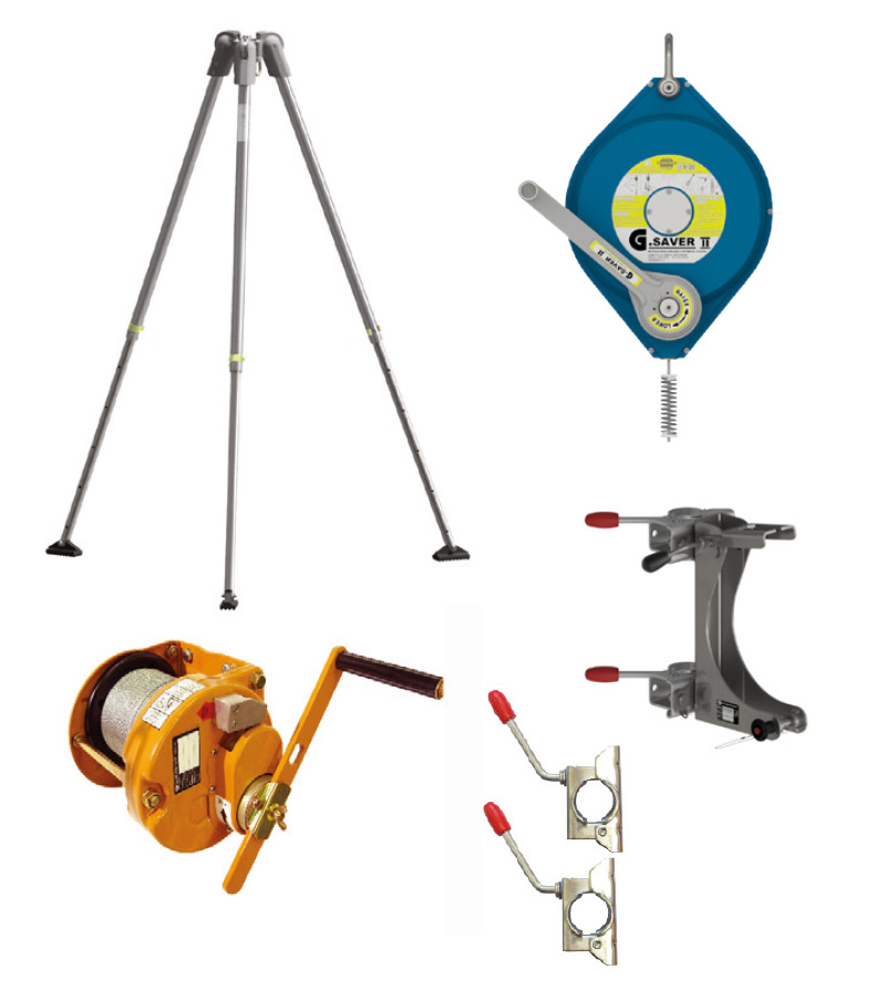 Safety Tripod Kit