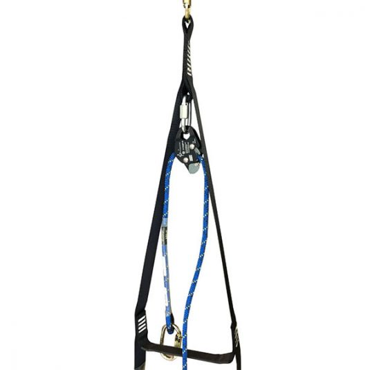 Rescue Ladder with Belay
