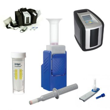 Drager Drug Test Kits