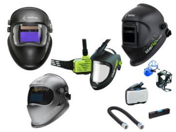 Powered Air-Purifying Respirators