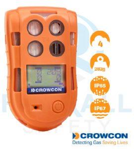 Crowcon T4 Multi-gas Detector