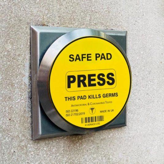 Door Button Cover